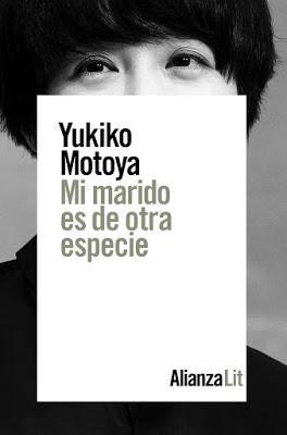 Mi marido es de otra especie - Yukiko Motoya
