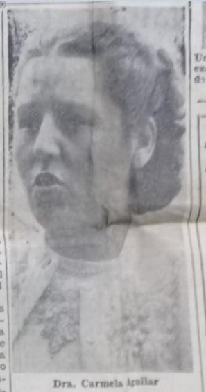 Carmela Aguilar Ayanz (1924-2012)