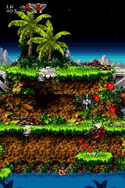 Retro Review: Contra 4