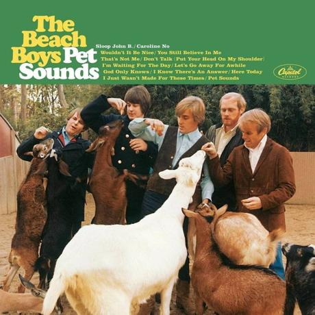 "The Beach Boys. ""God Only Knows"""
