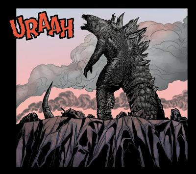 Godzilla vs. Kong: Los nuevos cómics