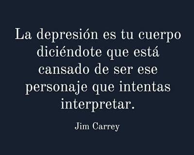 La Depresion al fin y al cabo es Eleccion