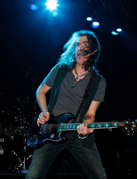 Efemérides del Rock y Heavy Metal: Que pasó un 08 de Abril
