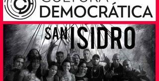 ¿Qué hay detrás del financiamiento del Movimiento San Isidro por la organización Cultura Democrática?