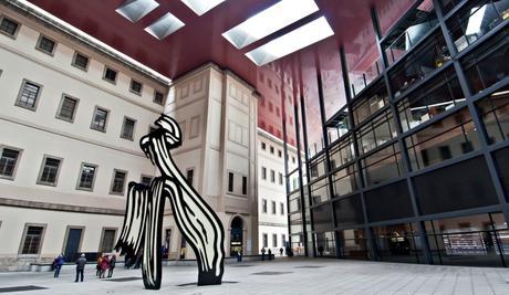 Resultado de imagen de museo reina sofia  madrid