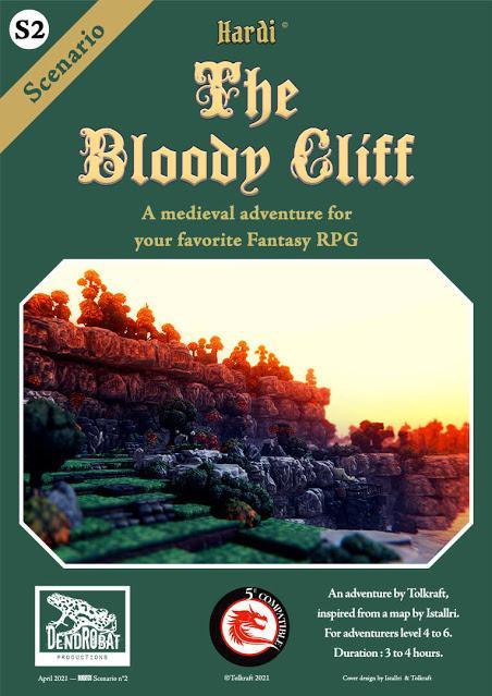 The Bloody Cliff, de Dendrobat Prod