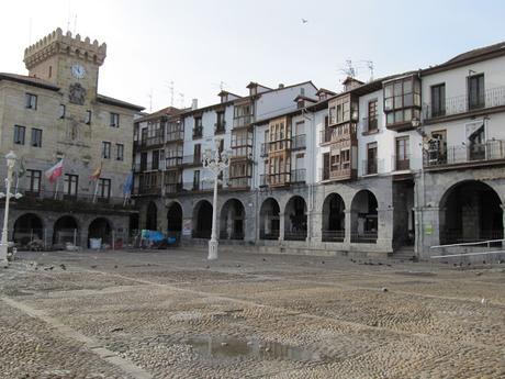 La villa marinera de Castro Urdiales