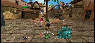 Credit 1: The Legend of Zelda: Majora's Mask
