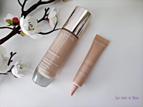 Everlasting Concealer Clarins makeup maquillaje beauty belleza