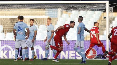 Datos ligueros del Sevilla FC ante el Celta de Vigo