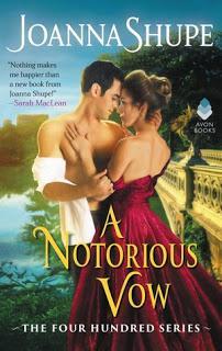 A notorious Vow de Joanna Shupe