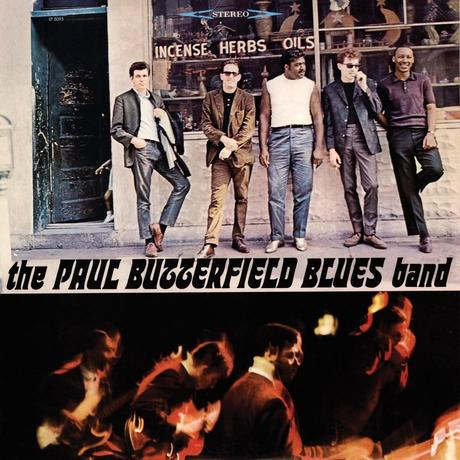 "The Paul Butterfield Blues Band. ""Born in Chicago"""