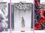 Reseña: cómic: Cazador Rayos