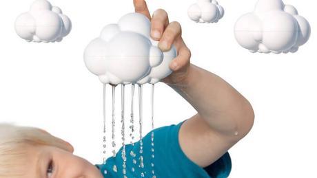 Juguetes educativos para el baño, con los que tus hij@s entenderán el ciclo del agua