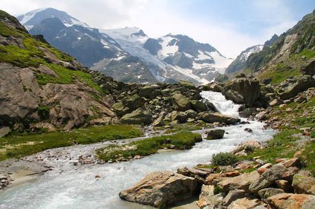 Mi viaje a Suiza