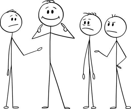 Gente tóxica: 13 actitudes egocéntricas y 5 posibles agravantes.