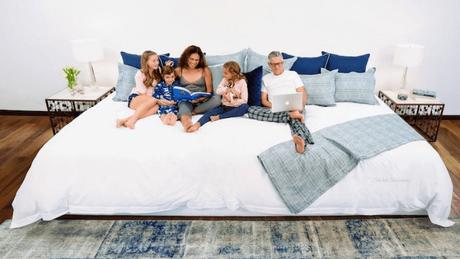 La cama de colecho con la que muchas familias sueñan