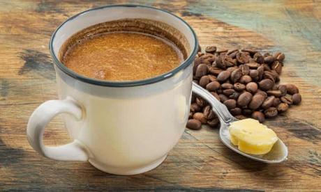 Café con mantequilla lo último para entrenar grandes distancias