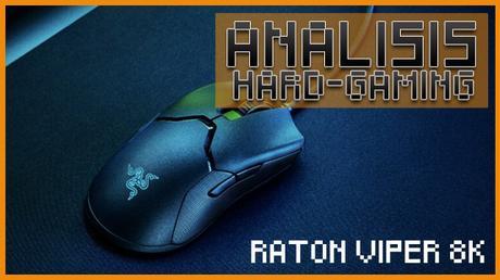 ANÁLISIS: Ratón Razer Viper 8K