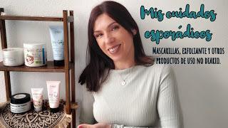 El vídeo de los domingos: Mis cuidados faciales y corporales esporádicos