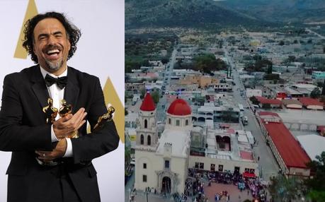 Iñárritu grabará parte de su nueva película en Ahualulco, SLP
