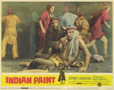 GRAN AVENTURA INDIA, LA (Indian Paint) (USA, 1965) Western