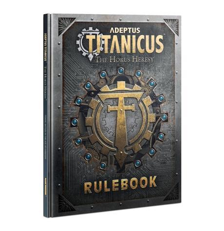 Pre-pedidos de esta semana en GW: Adeptus Titanicus