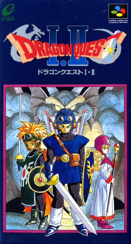 Nuevo parche de traducción al español para Dragon Quest I & II de Super Nintendo