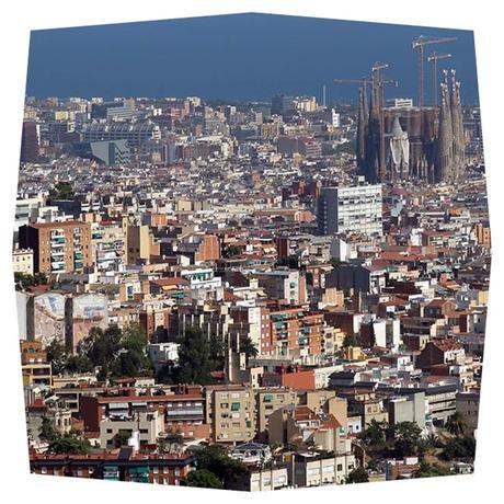 Viajando por Barcelona