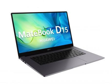 Huawei Matebook D 15 2021, renovación con Intel de 11ª generación
