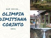 Olimpia, Dimitsana Corinto