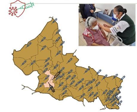 Iniciará vacunación COVID en San Luis Potosí y Soledad