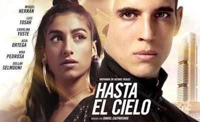 HASTA EL CIELO (España, 2020) Acción, Policíaco, Thriller