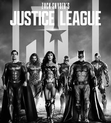 La Liga de la Justicia de Zack Snyder. Nos vamos al cine y en cartelera tenemos la película..