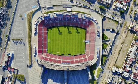 El Alfonso Lastras abriría sus puertas para el partido contra el Puebla