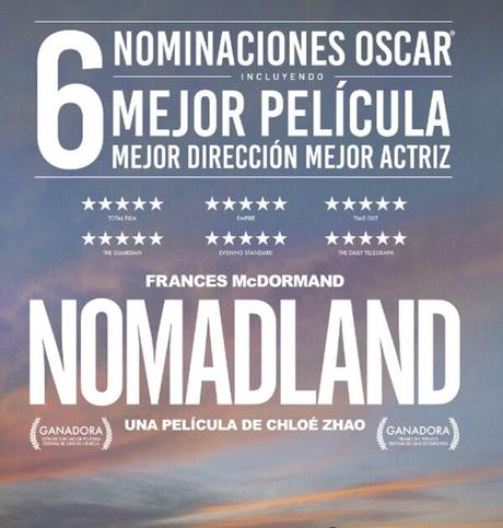 Nomadland (Chloé Zhao, 2020)