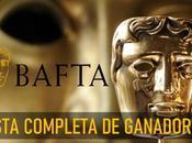 Lista completa ganadores premios bafta 2021