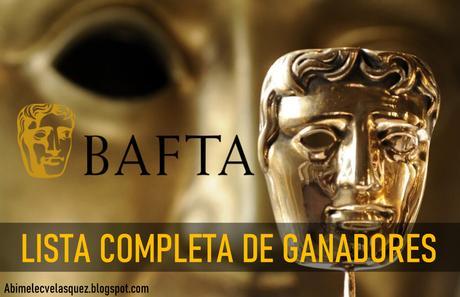 LISTA COMPLETA DE GANADORES DE LOS PREMIOS BAFTA 2021