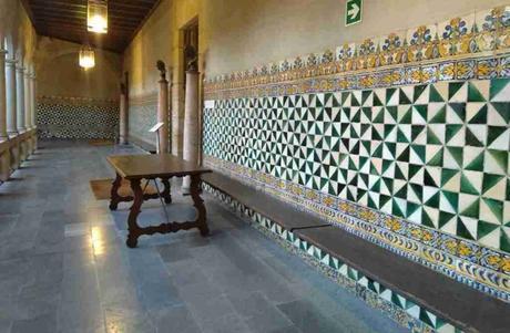 Azulejos de Truchet en Barcelona