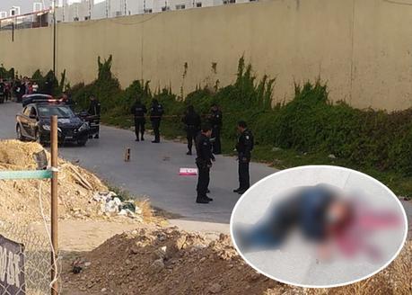 Policía municipal es ejecutado en Camino Viejo a Guanajuato