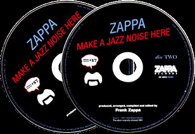 Frank Zappa - Make a Jazz Noise Here (1991)