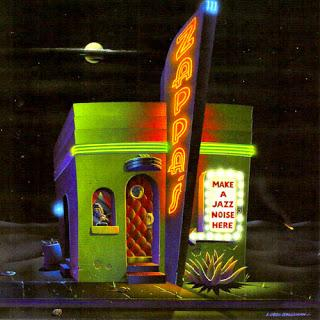 Frank Zappa - Make a Jazz Noise Here (1991)