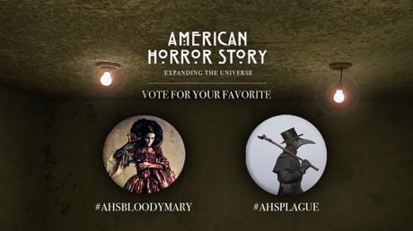 """Ryan Murphy abre una votación para que los fans elijan las tramas de la próxima """"serie/spinoff"""" de 'American Horror Story'."""