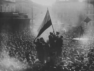 Así se proclamó, un día como hoy del año 1931, la Segunda República.
