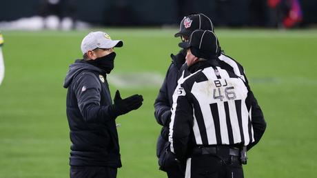 Nueva reunión de la NFL: ¿más poder a la repetición instantánea?