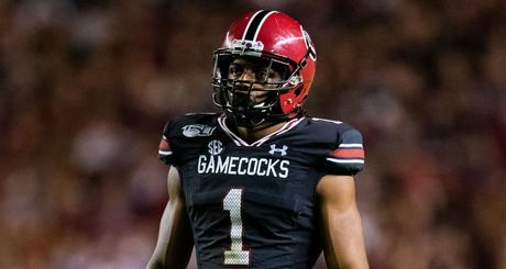 ¿Quién es Jaycee Horn? – Draft NFL 2021