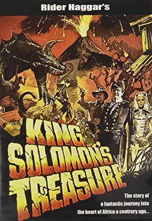 King Solomon's Treasure (1976)