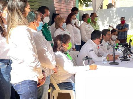 Gallardo denuncia intervención del Gobernador en elección 2021