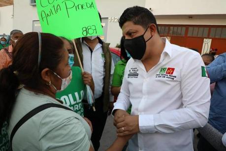 No quisieron frenar feminicidios, nosotros lo haremos: Ricardo Gallardo