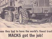Mack, marca camiones para caminos extremos